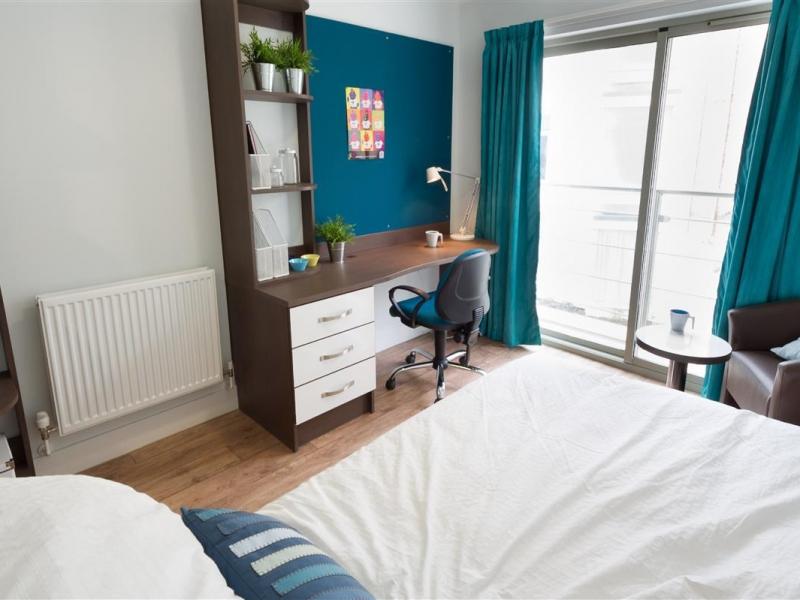 Student Accommodation London Iq Hoxton Student Source